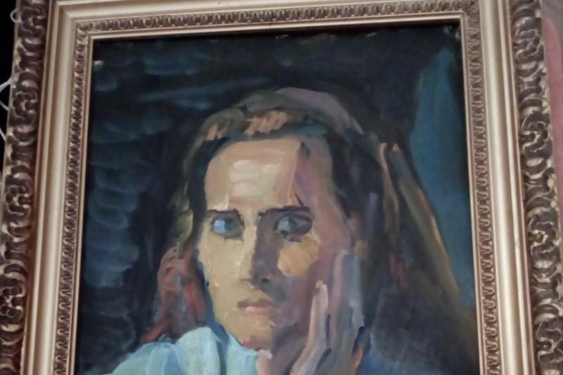 Николай Багратович Никогосян. Ольга