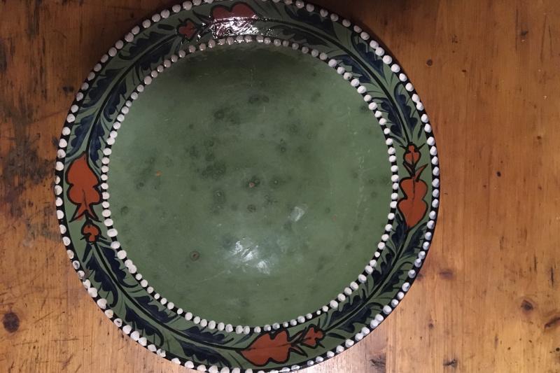 "(ALISHER Алишер Назиров NAZIROV). Cleansing flowerpot tray (flowerpot tray ""Cleansing"")"