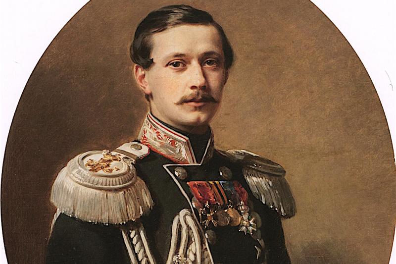 Franz Xaver Winterhalter. Count Pavel Andreevich Shuvalov