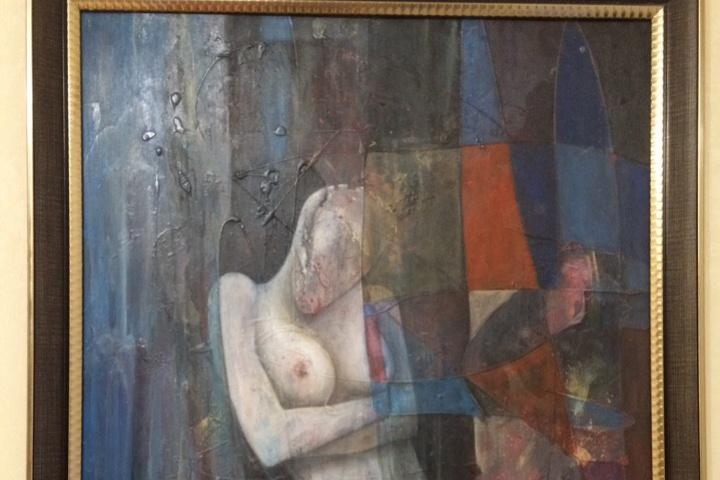Unknown artist. Afrodite