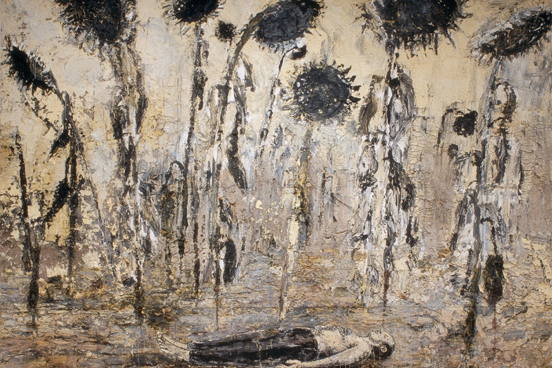 Anselm Kiefer. Night orders