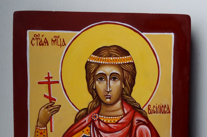 Catherine Satulina. Torment Vasilissa
