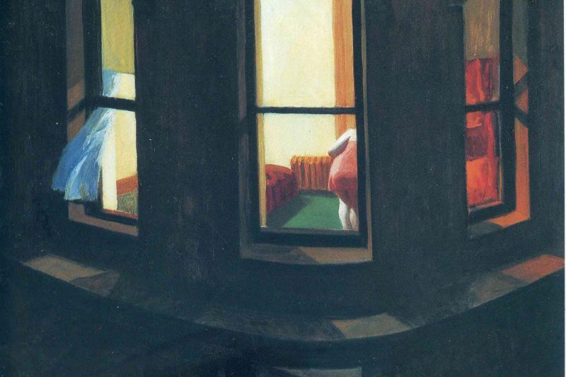 Эдвард Хоппер. Ночные окна