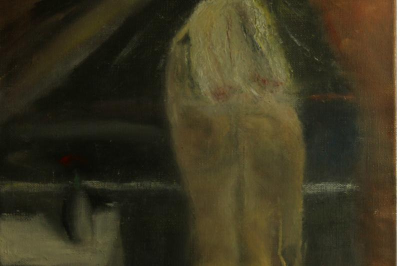 Тимофей Алексеевич Затеев. Girl and night