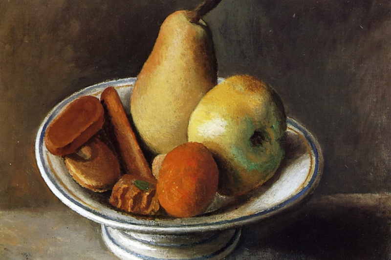Pablo Picasso. Fruit bowl