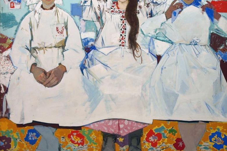 Victor Ivanovich Zaretsky. Girls