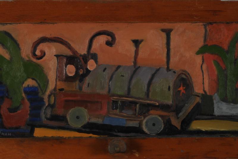 "Gabriel Vadimovich Lubnin. ""The locomotive of Shuvalovo"""