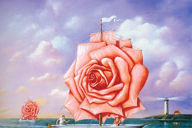 Рафал Ольбиньский. Роза