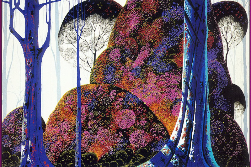 Eivind Earl. Forest jewels