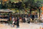 Хоакин Соролья (Соройя). Окрестности Парижа