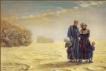 Отто Фрелло. Экскурсия семьи