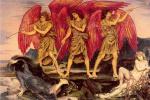 Эвелин де Морган. Три ангела