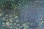 Клод Моне. Водяные лилии, утро