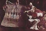 Себастьяно Риччи. Цикл картин о жизни папы Павла III. Папа, охваченный верой во вселенский собор