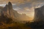 Альберт Бирштадт. Панорамный вид долины Йосимити