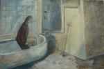 Elena Gostyushina. Bathroom