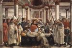 Доменико Гирландайо. Святой Франциск