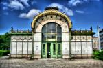 Станция Городской Железной Дороги Карлсплац