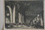 Train station (Gare Du Nord, Paris)