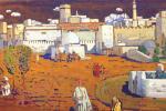 Василий Кандинский. Арабский город