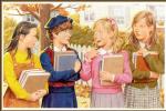 Ник Баскет. Американская девочка Молли. Первая книга о Молли  07