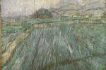 Винсент Ван Гог. Дождь