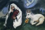 Марк Захарович Шагал. Одиночество