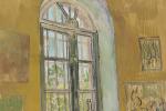 Винсент Ван Гог. Окно убежища