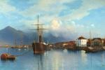 Лев Феликсович Лагорио. Батум. 1881