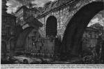 Джованни Баттиста Пиранези. Мост Фабриция