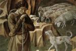 Беноццо Гоццоли. Овцы