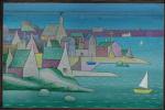 Порт в Бретани
