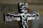 Galina Sergeevna Pak. The crucifixion