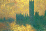Клод Моне. Вестминстерский дворец