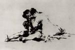 Франсиско Гойя. Любовная пара