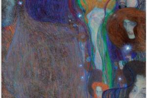 Густав Климт. Призрачные огни