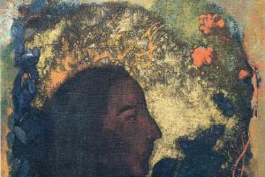 Портрет Поля Гогена