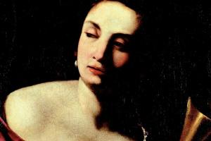 Артемизия Джентилески. Аллегория славы. 1630-1635