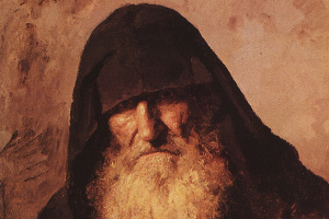 Василий Дмитриевич Поленов. Палестинский монах