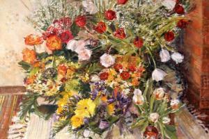 Наталия Григорьева. Цветы