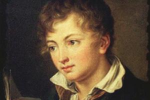 Василий Андреевич Тропинин. Мальчик с книгой