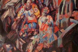 Павел Николаевич Филонов. Восток и Запад