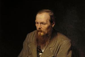 Василий Григорьевич Перов. Портрет писателя Федора Михайловича Достоевского