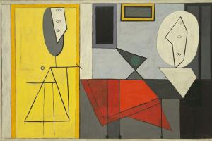Пабло Пикассо. Студия
