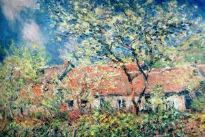 Клод Моне. Весна в Живерни