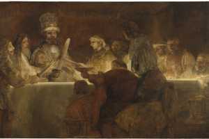 Рембрандт Харменс ван Рейн. Заговор батавов (Заговор Клавдия Цивилиса)