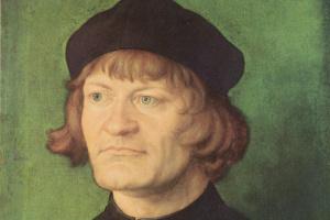 Альбрехт Дюрер. Портрет священника