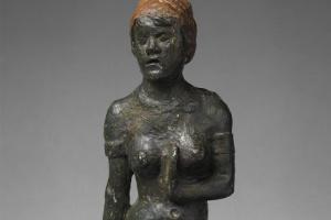 Женщина из Мартиники
