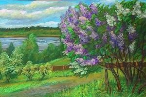 Ирина Соболева. Svetusya lilac