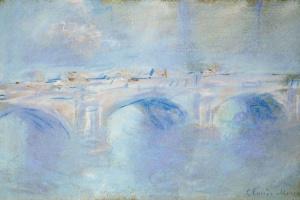 Клод Моне. Мост Ватерлоо
